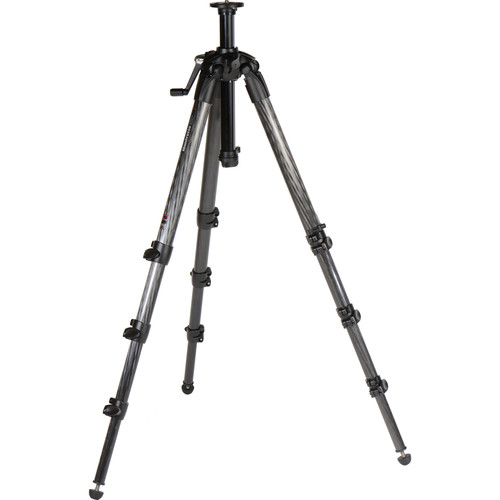 Manfrotto MT057C4-G 057 Carbon Fiber Tripod with Geared Column