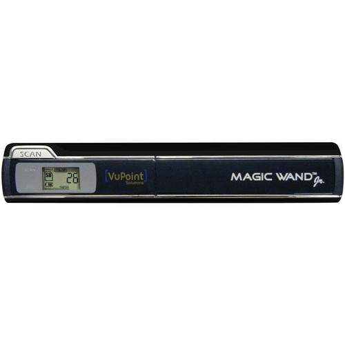 VuPoint Solutions Magic Wand Jr. Portable Scanner