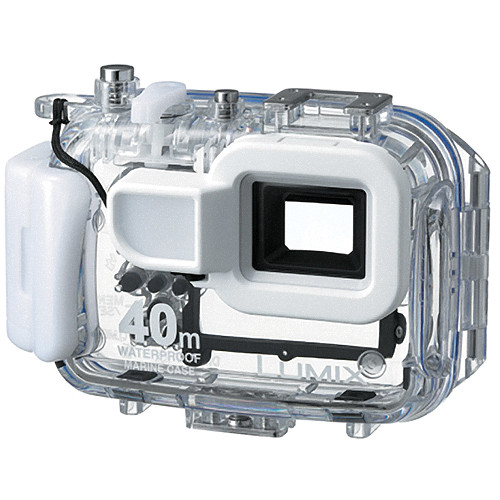 Panasonic DMW-MCFT3 Underwater Housing for Lumix DMC-TS3/TS4 Cameras