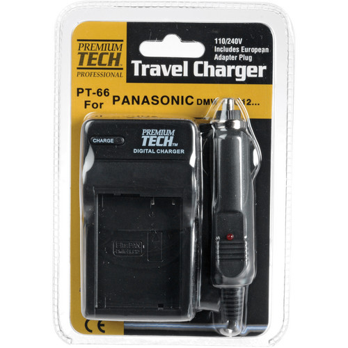 Power2000 PT-66 Travel Charger