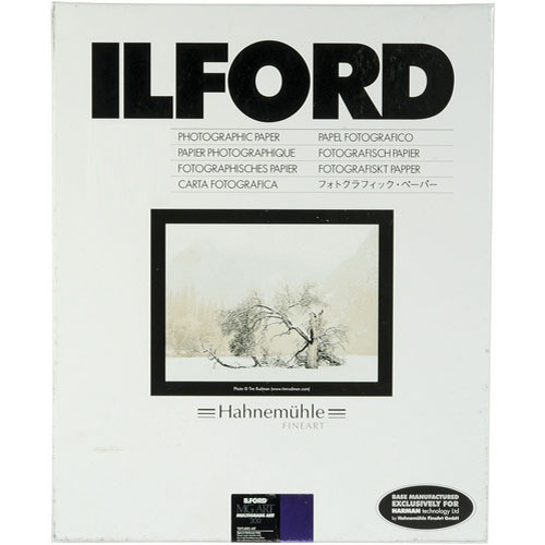 Ilford Multigrade Art 300 Paper (11 x 14
