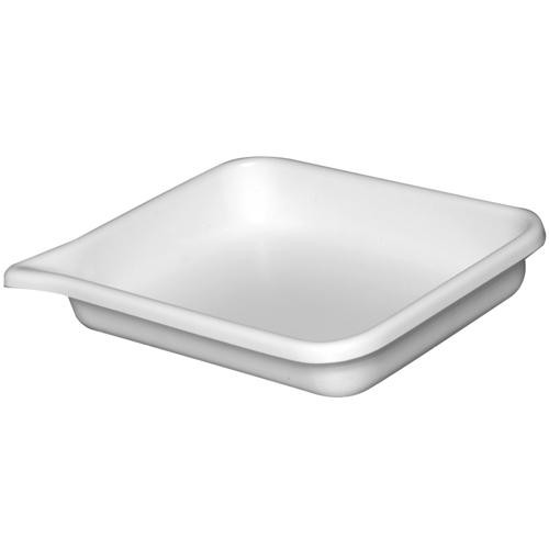 Cescolite Heavy-Weight Plastic Developing Tray (White) - 16x20
