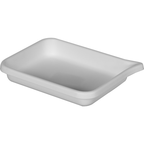 Cescolite Heavy-Weight Plastic Developing Tray (White) - 5x7