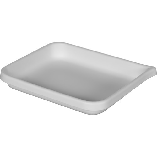 Cescolite Heavy-Weight Plastic Developing Tray (White) - 8x10