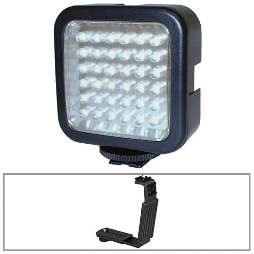 Bescor LED-40 40W LED Shoe Mount Adapter Kit