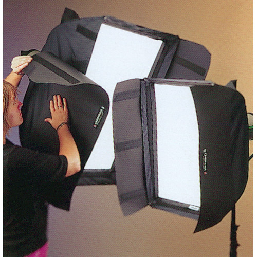 Chimera Barndoors for Long Side of Medium Softbox