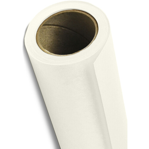 Savage Widetone Seamless Background Paper (#50 White, 53