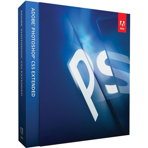 Adobe Photoshop CS5 Extended Software for Windows (Upgrade from Photoshop CS2/CS3/CS4)