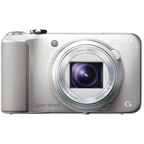 Sony Cyber-shot DSC-HX10V Digital Camera (Silver)