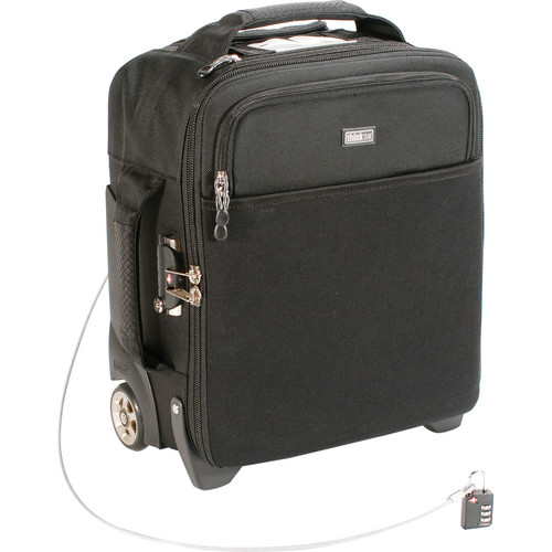 Think Tank Photo Airport AirStream Rolling Camera Bag (Black)