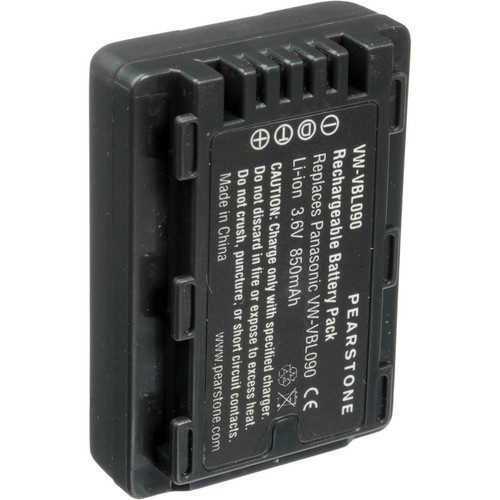 Pearstone VW-VBL090 Lithium-Ion Battery Pack (3.6V, 850mAh)