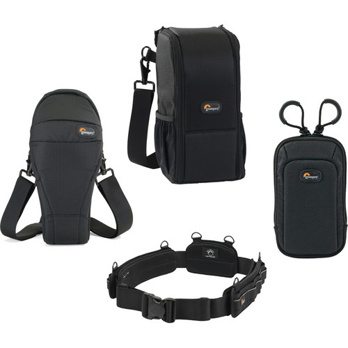 Lowepro S&F Series Lens Exchange Basic Kit