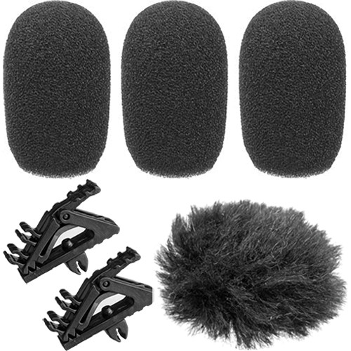 Auray Lavalier Deluxe Accessory Kit (Medium)