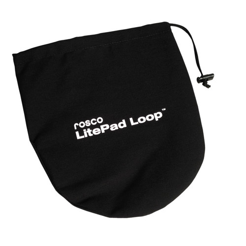 Rosco Pull String Storage Pouch for LitePad Loop