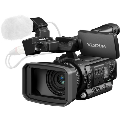 Sony PMW-100 XDCAM HD422 Handheld Camcorder
