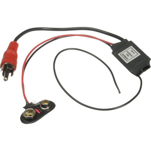 RF-Video CH-59C Ultra Compact Cable CH-59 Video Transmitter (434 MHz)