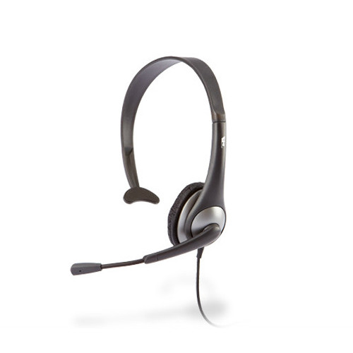 Cyber Acoustics AC-104 Monaural PC Headset with Microphone
