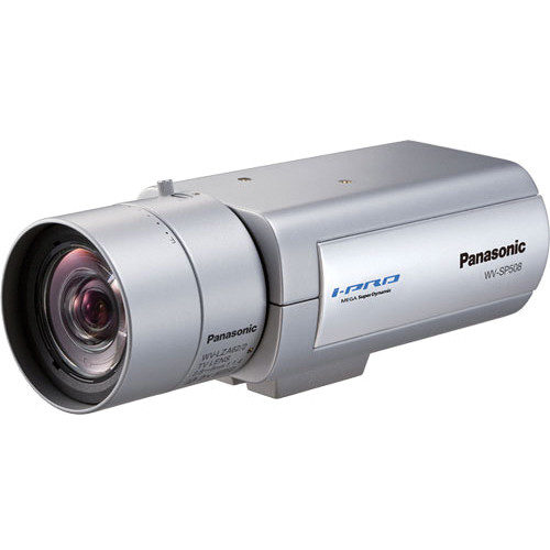 Panasonic WV-SP508 H.264 Full HD Network Camera with Super Dynamic (NTSC)