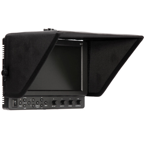 ikan SHX7 Sunhood for VX7 / VX7e / and MR7 Monitors