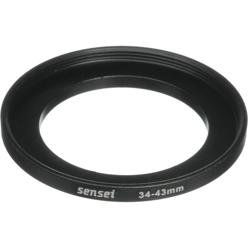 Sensei 34-43mm Step-Up Ring