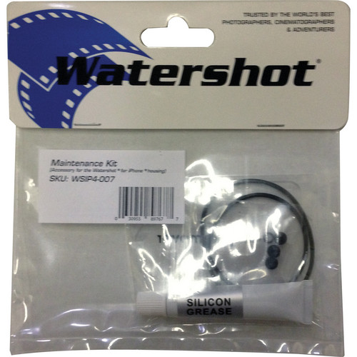 Watershot Maintenance Kit for iPhone 4 / 4S Housing