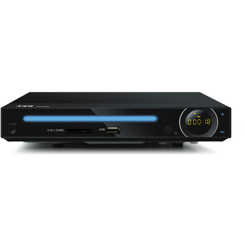 iView iview 105HD HDMI Compact DVD Player with Full HD 1080p Upconversion