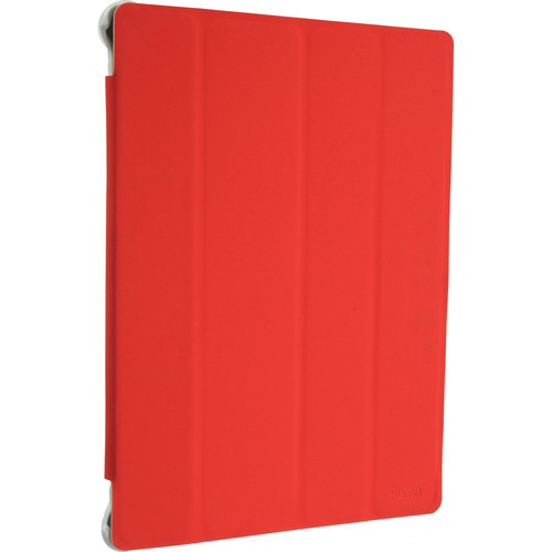Xuma Magnetic Cover Case for the iPad 2nd, 3rd, 4th Gen (Red)