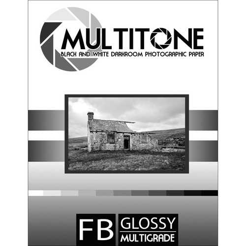 MultiTone Glossy MultiFiber Variable Contrast Paper (16.0 x 20.0
