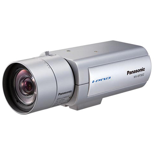 Panasonic POCSP302L2 i-PRO Network Camera with 2.8 to 12mm DC Auto Iris Lens