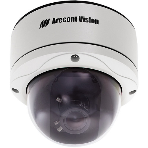 Arecont Vision AV2115DNv1 MegaVideo IP Day/Night Camera with Outdoor Surface Mount Dome