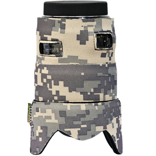 LensCoat Lens Cover for the Sigma 35mm f/1.4 DG HSM Lens (Realtree Max4 HD)