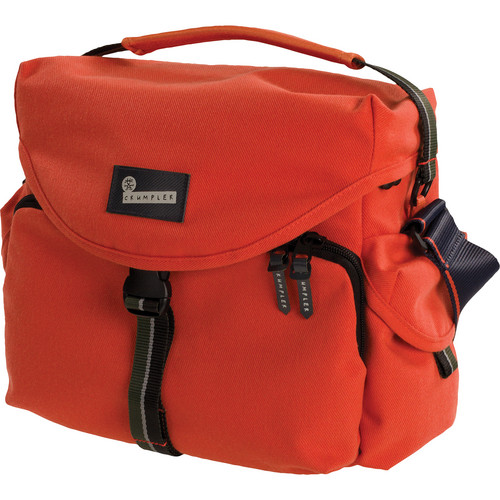 Crumpler Kashgar Outpost Camera Bag (Large, Brick)