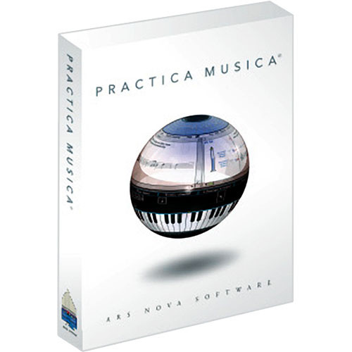 Ars Nova Practica Musica 6 - Music Education Software (Site Edition)
