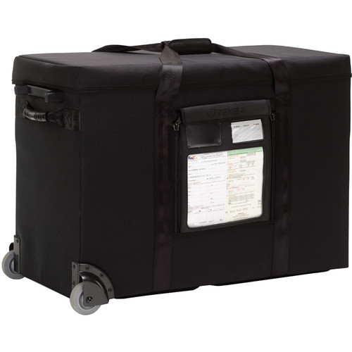 Tenba Transport Air Case with Wheels for Eizo 27