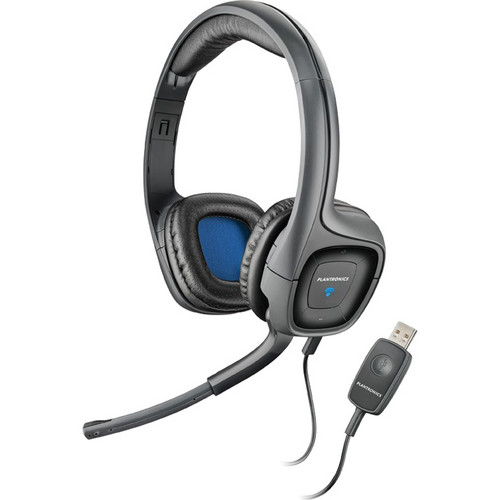 Plantronics .Audio 655 DSP Headset for Mac and PC
