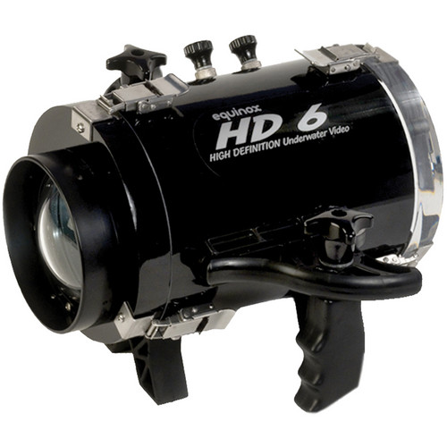Equinox HD6 Underwater Housing for Canon VIXIA HF S10 & HF S100