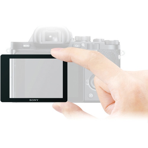 Sony Semi-Hard LCD Screen Protector for Alpha a7, a7R, or a7S Digital Camera