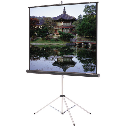 Da-Lite 73634 Picture King Portable Tripod Front Projection Screen (60 x 80