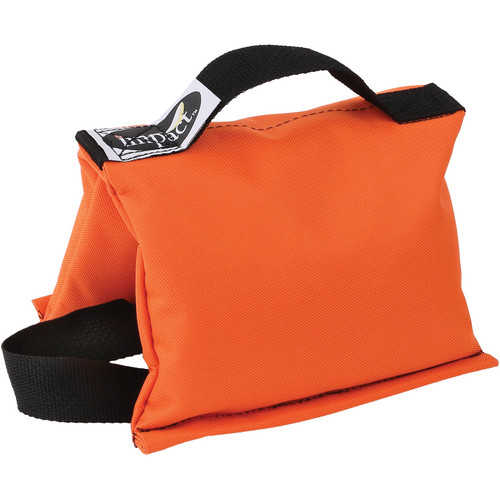 Impact Saddle Sandbag - 5 lb (Orange Cordura)