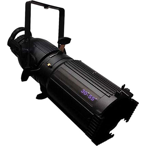 Altman PHX-3055Z-CE-G95 30 to 55° Phoenix Zoom Ellipsoidal Light (Black)