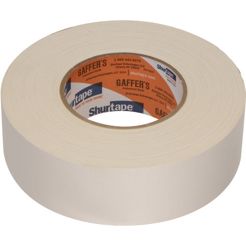 Permacel/Shurtape P-672 Professional Gaffer Tape - 2.0