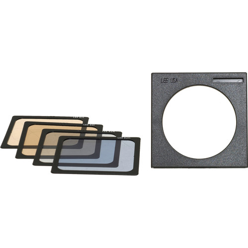LEE Filters Fine Color Temperature (Fine CT) Polyester Filter Set