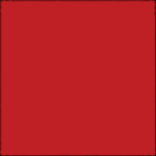 Gam GC245  GamColor Colored Cine Filter #245 (Light Red) (20x24