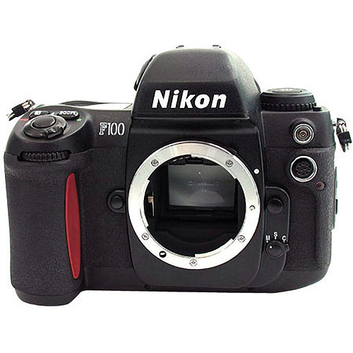 Nikon F100 35mm SLR Camera (Body Only)