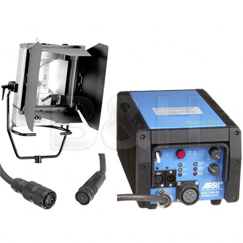Arri Arri-X 12 HMI Flood Light Kit (90-250VAC)
