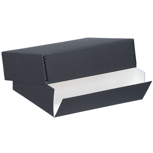 Lineco 733-2011 Museum Quality Drop-Front Storage Box (11.5 x 15 x 3