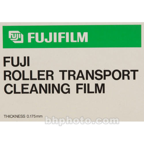 Fujifilm Roller Transport Cleaning Film 11x16