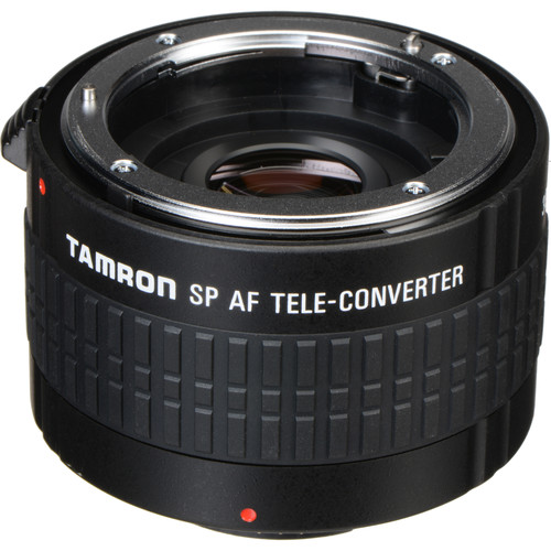 Tamron SP AF 2X Pro Teleconverter for Select Nikon Lenses