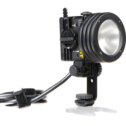 Lowel ID-Light Focus Flood Light, Cigarette Lighter Connection (12-30VDC)