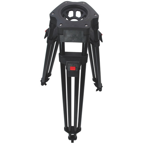 Cartoni H601 Aluminum 1-Stage HD Tripod Legs (100mm Bowl)